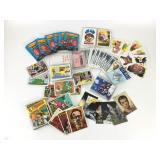 Fabulous Lot Of Sci-Fi & Comic Cards