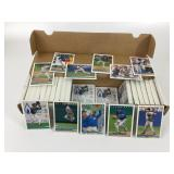 1993 Blue Jays Player Cards Collection