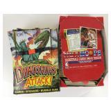 90s Card Lot NBA Players & Dino