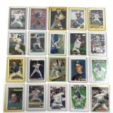 20 Assorted MLB Toronto Blue Jays Trading Cards