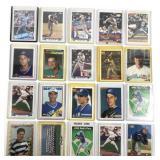 20 Assorted Topps Baseball Cards
