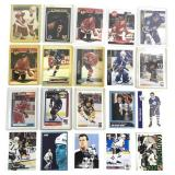 20 Assorted NHL Trading Cards