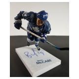 Bryan McCabe Autographed Mcfarlane Figure