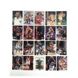 20 Assorted NBA Trading Cards