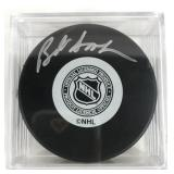 Signed Bob Goodenow Puck