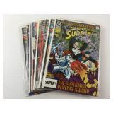 10 Assorted Superman Comic Books