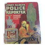 1941 The Better Little Book Jerry Parker Police