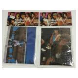 2 x 1983 Rolling Stones Puffy Stickers