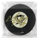 Signed Maxime Talbot Puck