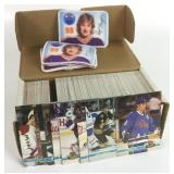 1991 NHL Cards With Gretzky Patches