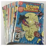 10 Legion Of Super Heroes Comic Books