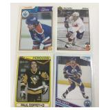 Collection Of 4 Paul Coffey Cards