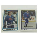 Two Joe Sakic Cards