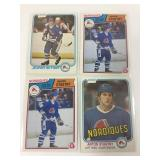 The Stastny Brothers NHLCards
