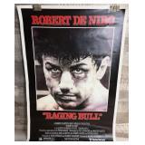 Robert De Niro Racing Bull Poster