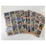 1991 Collection Of 85+ Nolan Ryan MLB Player Cards