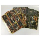 1992 Collection Of Batman Returns Cards