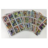 Marvel Comics 162 Card Collection