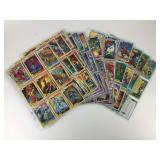 1991 Marvel 162 Card Set