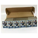 1989 Box Of Blue Jays Pat Borders Cards