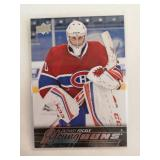 2016 UD NHL Zachary Fucale Young Guns Card