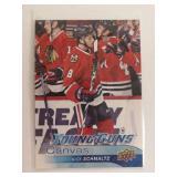 2017 UD NHL Nick Schmaltz Young Guns Card