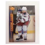 2007 UD NHL Brandon Dobinsky Young Guns Card
