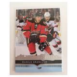 2015 UD NHL Markus Granlund Young Guns Card