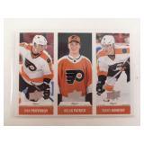 2017 UD NHL Philadelphia Flyers Rookies Card