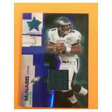2007 Donovan McNabb Material Memorabilia Card