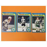 The Howe Family 1979 O-Pee-Chee Cards