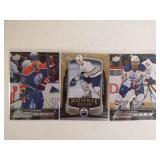 3 UD NHL Cards
