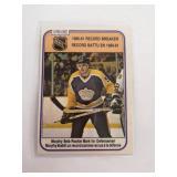 1981 OPC NHL Larry Murphy Record Breaker Card