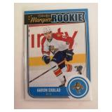 2015 OPC NHL Aaron Ekbald Marquee Rookie Card