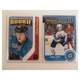 2014-15 OPC NHL Marquee Rookie Cards