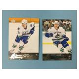 Two 2016 Young Guns NHL Player Cards
