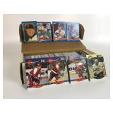 1990-91 MLB & NHL Cards
