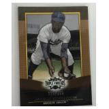 Jackie Robinson Numbered Insert Card