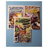 The Amazing Spiderman Annual #18,19,24