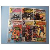 The Amazing Spiderman #254-259
