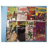 8 The Amazing Spiderman Comics