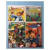 The Amazing Spiderman #371, 373, 383, 384