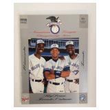 1991 American League Championship Program