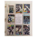 17 NHL Borje Salming Player Cards