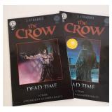 2 The Crow Comic Books