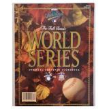 1993 World Series Game Program