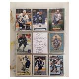 50+ NHL Doug Gilmore Maple Leafs Player Cards