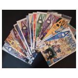 Avengers Forever Complete #1-12 Set