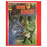 Boris Karloff Tales of Mystery-  Gold Key