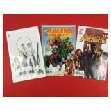 3 Comics Including House of Avengers